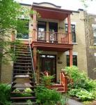 Photo no. 4 apartment for temporary rentals and others in Rosemont, Petite-Patrie